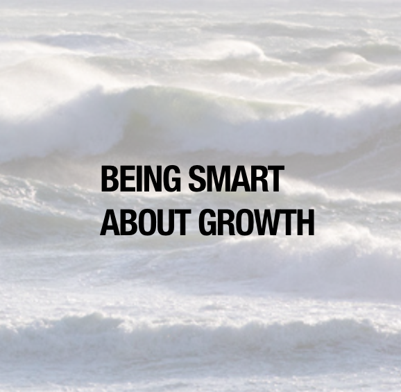 Button: Being Smart About Growth
